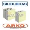 Silikatiniai blokeliai Siliblokas,   Arko
