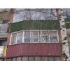 Balkonų stiklinimas ir apdaila